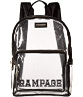 Varsity Rampage Clear Backpack