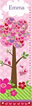 Personalized Growth Chart Ruler Girls Nursery Décor