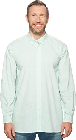Polo Ralph Lauren - Big & Tall Poplin Long Sleeve Sport Shirt
