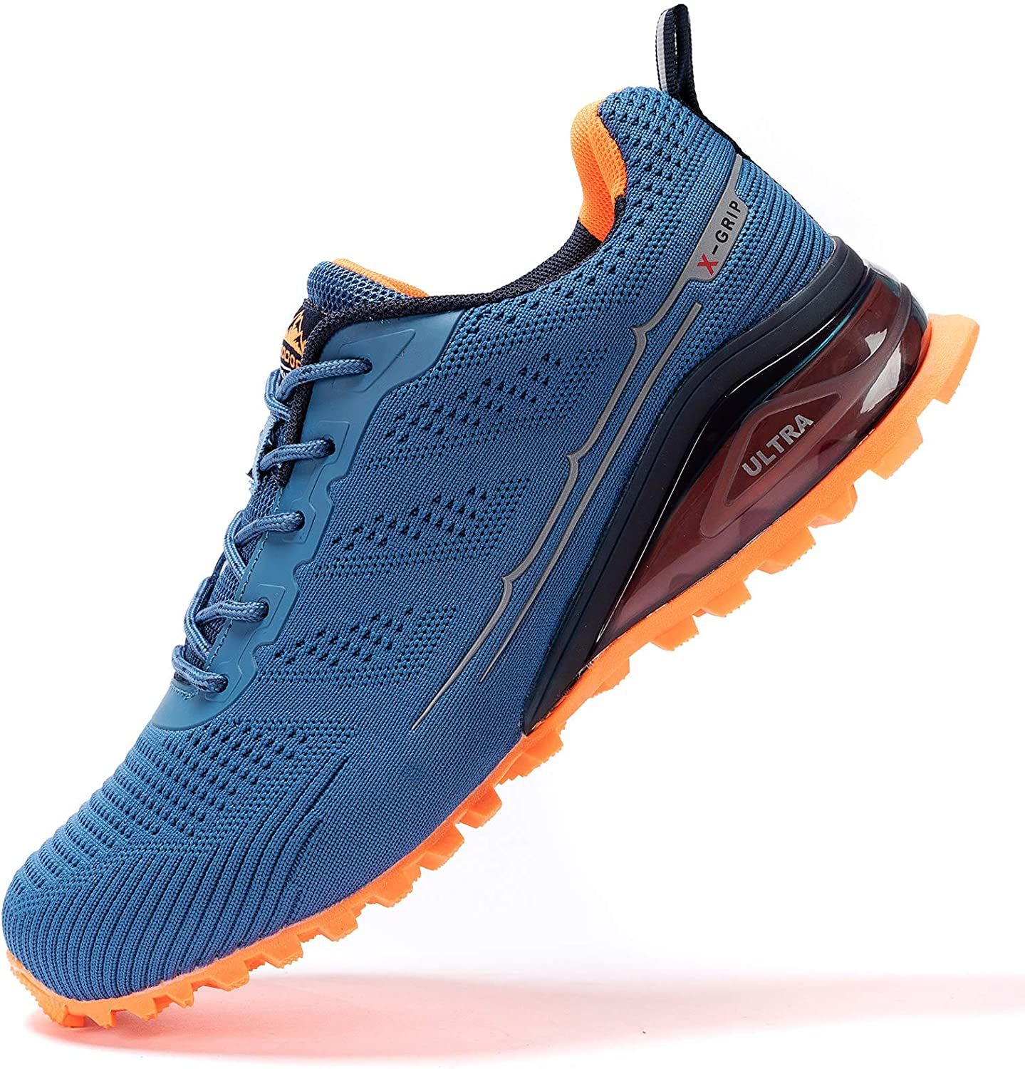 Kricely All stores are sold Men's Trail Running Shoes Me Casual for Directly managed store Sneakers Fashion