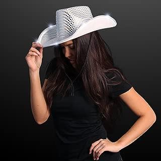 cowboys light up hat
