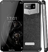 Điện thoại di động Android – 6.3″ 6+64GB 10000mAh, OUKITEL K12 FHD+ 4G Unlocked Smartphone, Helio P35 Octa Core, Dual SIM, 8+16MP Camera, NFC Face ID