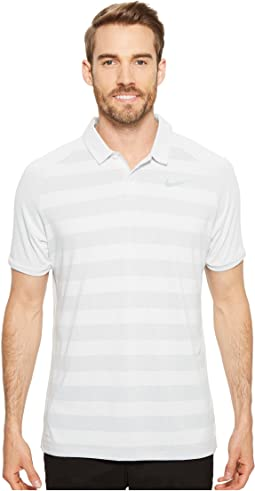 Nike Golf Zonal Cooling Stripe Polo