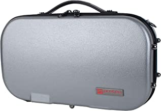 Protec Micro-Sized ABS Protection Silver Clarinet Case (BM307SX)