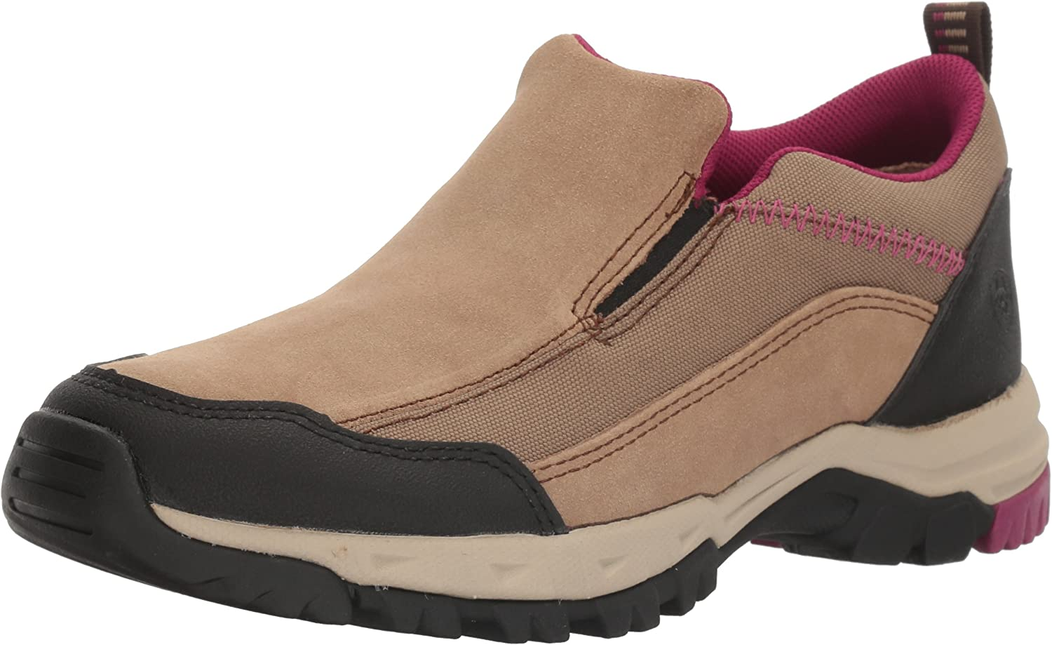 Ariat Wouomo cieloline Slip-on Hire sautope, Tan, 8.5 B US