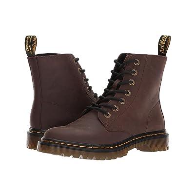 Dr. Martens Luana (Dark Brown Newark) Boots