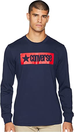 Vintage Star Long Sleeve Tee
