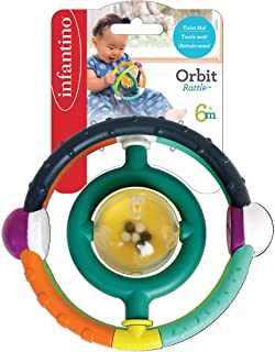 Infantino Orbit Baby Rattle
