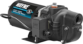 Wayne SWS75 Well Jet Pump, 3/4-Horsepower