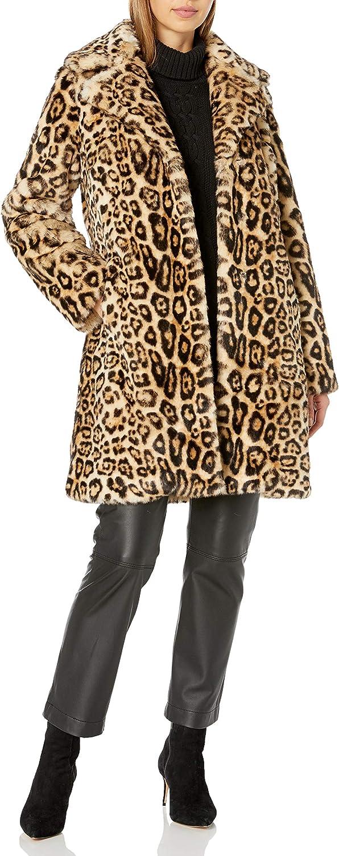 Trina Turk Women's Katrina Faux Fur Walker