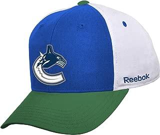 Reebok NHL Boys 8-20 Color Block Adjustable Cap