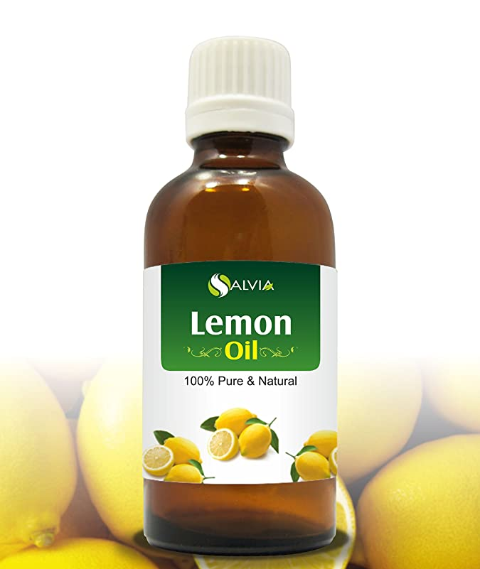 しばしば社員キリスト教LEMON OIL 100% NATURAL PURE UNDILUTED UNCUT ESSENTIAL OILS 30ML