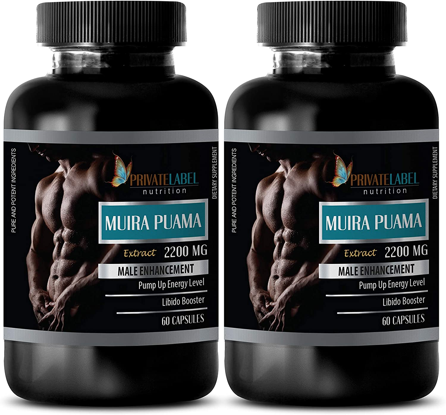 Enhancing low-pricing Pills Like - Muira PUAMA Extract A surprise price is realized 2200Mg Male Enhance