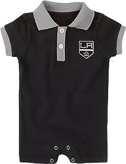 Outerstuff NHL Newborn & Infant Prepster Polo Romper