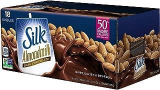 silk chocolate almond milk ingredients