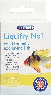 Interpet - Comida Liquifry No1 para peces ponedores