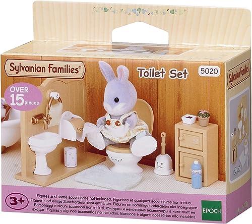 Sylvanian Families 5020 Toilet Set