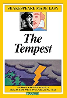 Tempest (Shakespeare Made Easy)