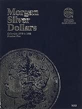 Morgan Silver Dollar Folder Number One: Starting 1878