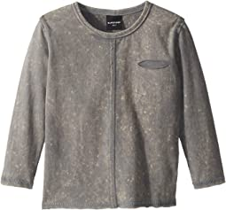 Long Sleeve Snow Washed Orion Tee (Toddler/Little Kids/Big Kids)