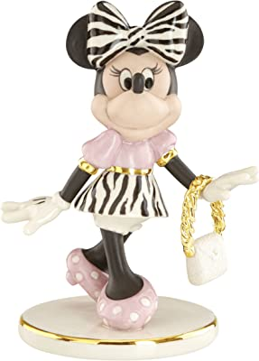 Lenox Minnie Fashionista Black