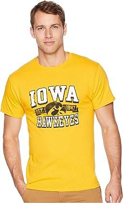 Iowa Hawkeyes Jersey Tee