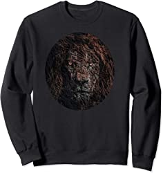 Lion Watch Sweatshirt
