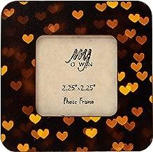 My Own Heart Bokeh Fridge Magnet Photo Frame