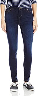 Women's Super Soft Short Inseam Skinny Jeans