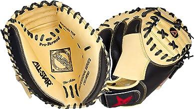All-Star CM3100SBTFRBK/TN33.5 Pro Advanced Catching Mitt/LHT BK/TN 33.5