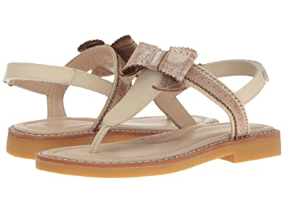 Elephantito Lido Sandal (Toddler/Little Kid/Big Kid) (Ivory) Girls Shoes