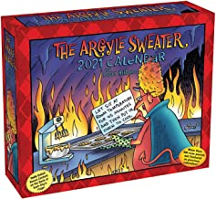 The Argyle Sweater 2021 Day-to-Day Calendar PDF