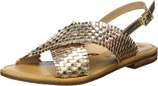Geox D Sozy S A, Sandal. Femme