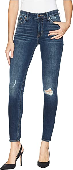 Bridgette High-Rise Skinny Jeans in Lonestar