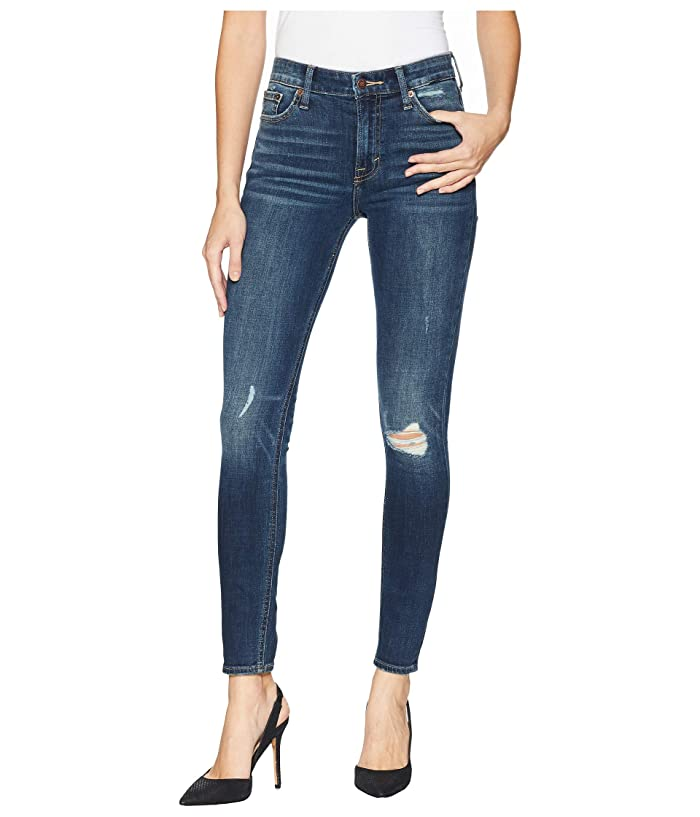 Lucky Brand  Bridgette High-Rise Skinny Jeans in Lonestar (Lonestar) Womens Jeans