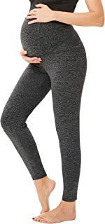 Women Maternity Yoga Pants Leggings Workout Active...