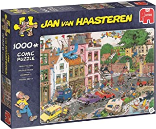 Jan van Haasteren 19069 Friday the 13th 1000 Piece Jigsaw Puzzle