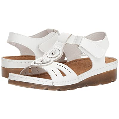 Spring Step Silas (White) Women