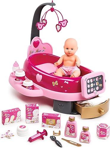 Smoby 220317 Baby Nurse elektronische PuppenpÃlege-Station
