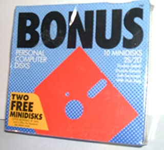 Basf Pack of (10) Floppy Disks 2S/2D, 5 1/4