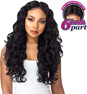 Best sensationnel empress custom lace front wig loose deep Reviews