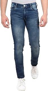 Aryadit Men's Regular Fit Denim Jeans