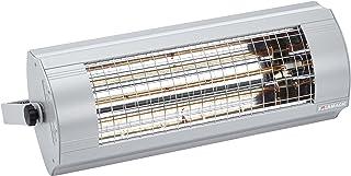 Etherma 9100470 - Calentador de infrarrojos solamagic, montaje en techo 2,8 kw, nano-antracita,