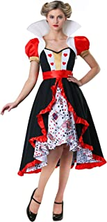 Plus Size Flirty Queen of Hearts Costume