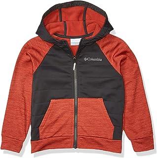 Columbia Boy's S'More AdventureHybrid Hoodie Hooded Sweatshirt