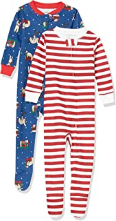 Baby/Toddler Snug-Fit Cotton Footed Sleeper Pajamas