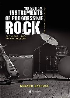 سازهای موسیقی Progressive Rock