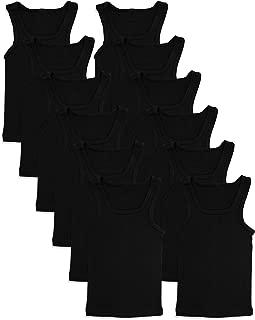 Best boys black tank undershirt Reviews