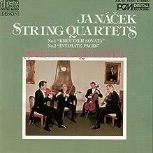 Smetana Quartet in Prague Concert: Janacek: String Quartets No. 1