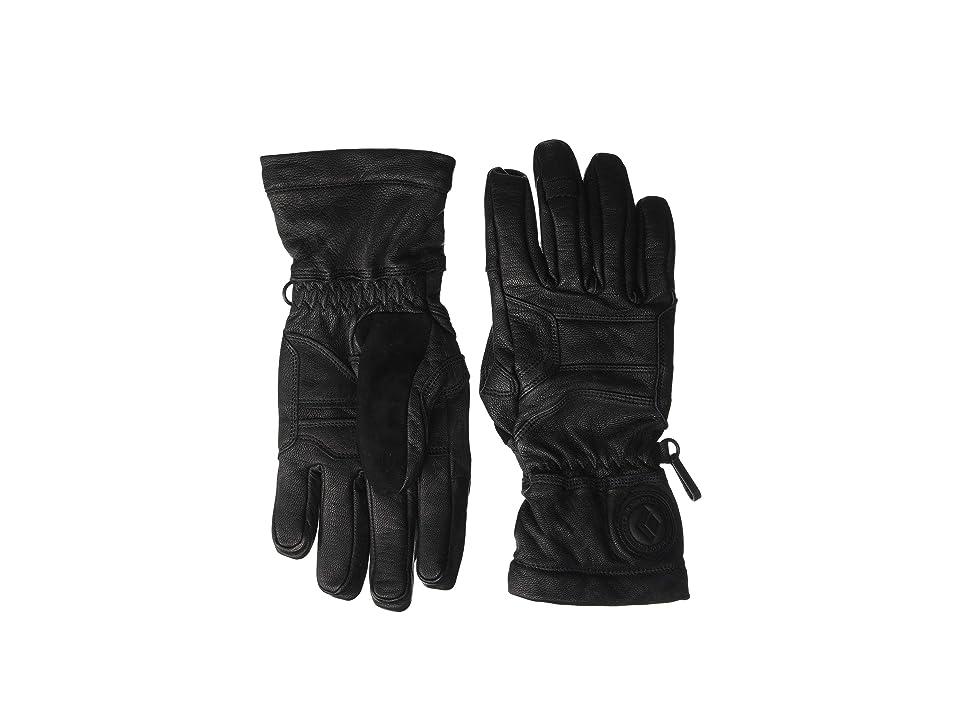 Black Diamond Kingpin Gloves (Black) Outdoor Sports Equipment